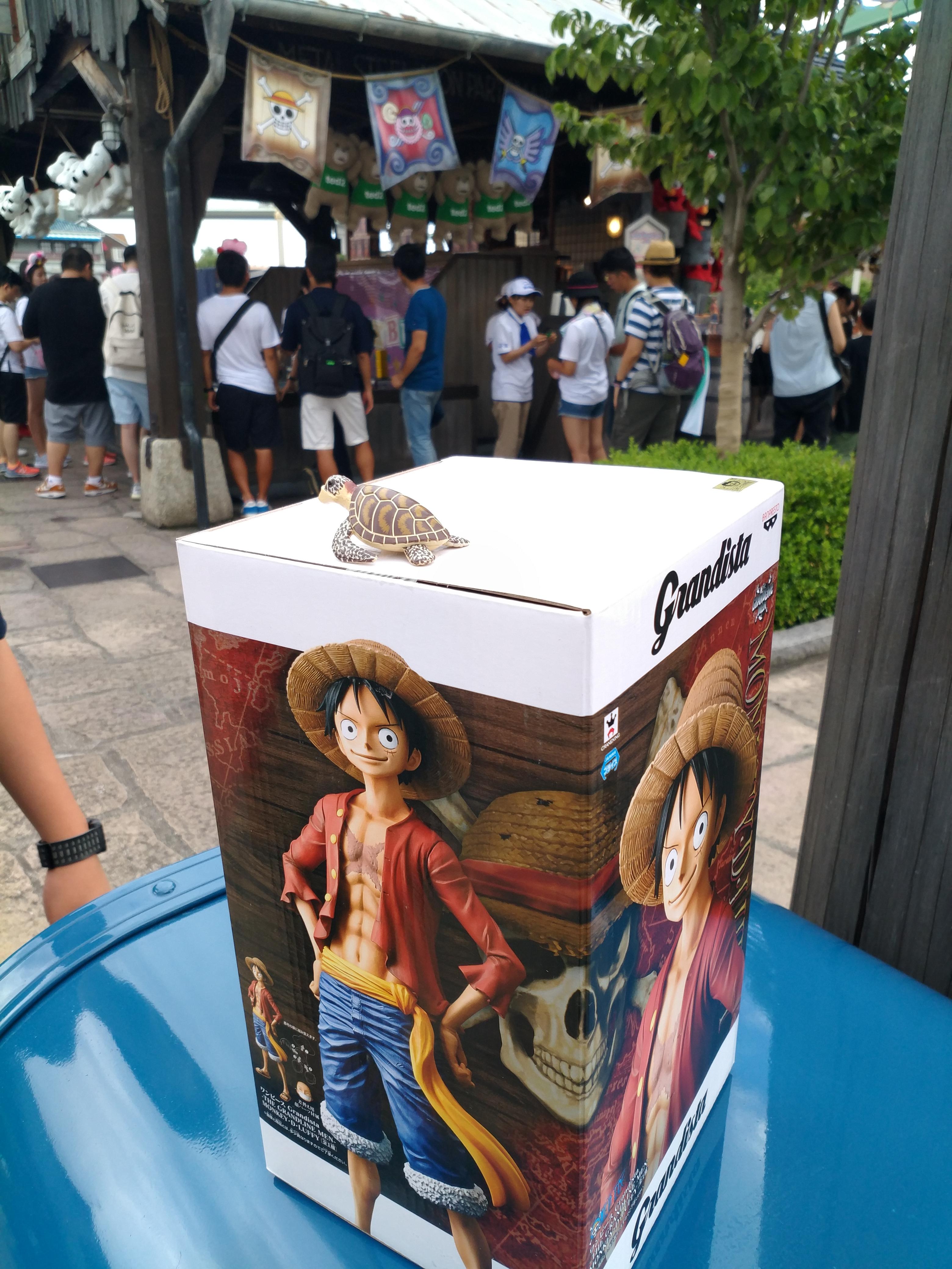 2018 京阪神之旅 – 07/02 大阪環球影城