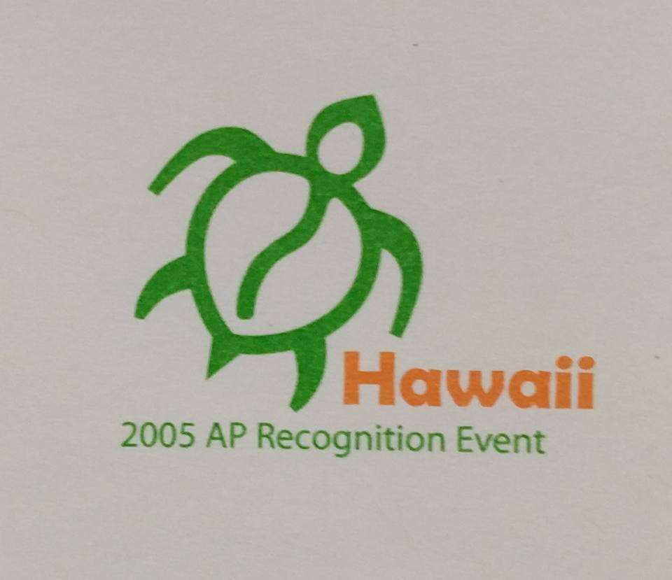 2005 AP Recognition Event – Hawaii