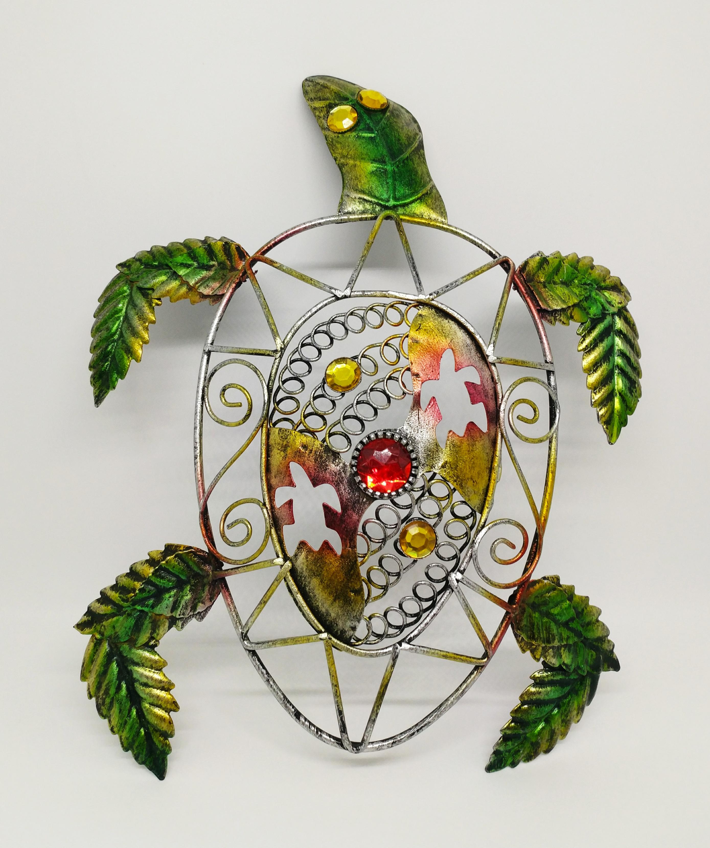 烏龜吊飾 (鐵)