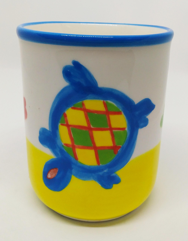 馬克杯 (三隻烏龜)