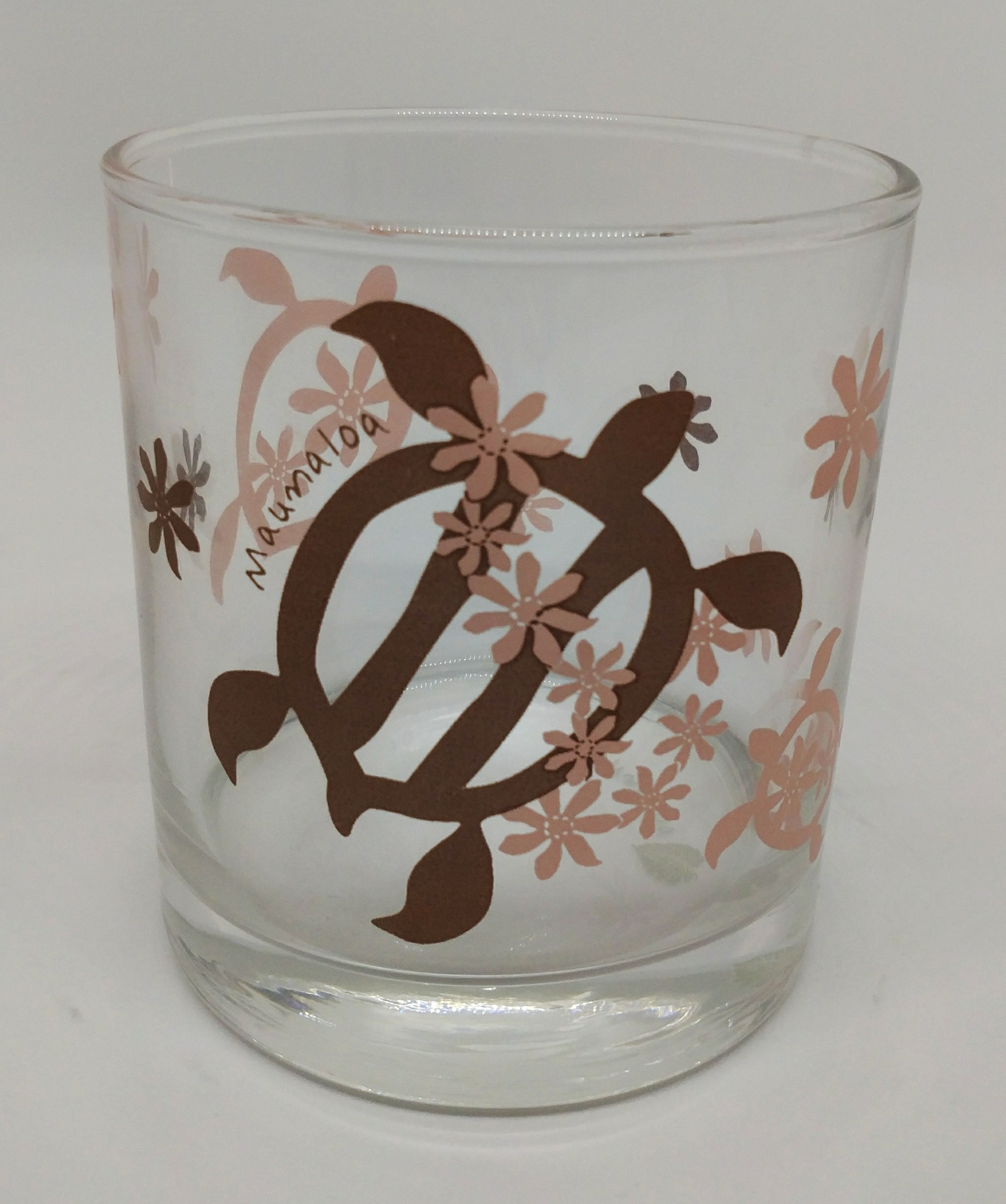 海龜玻璃杯