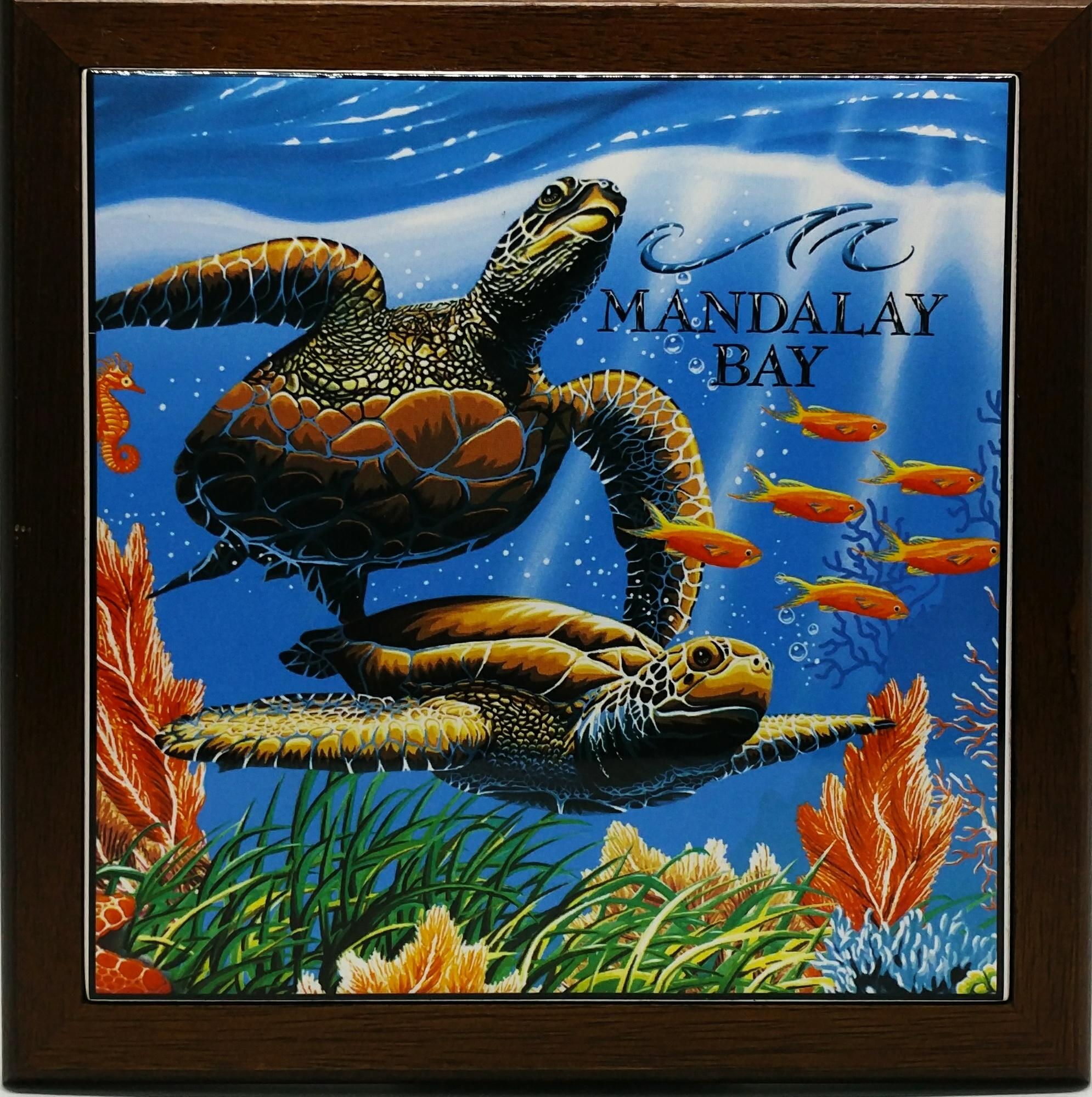 海龜磁磚 (Mandalay Bay)