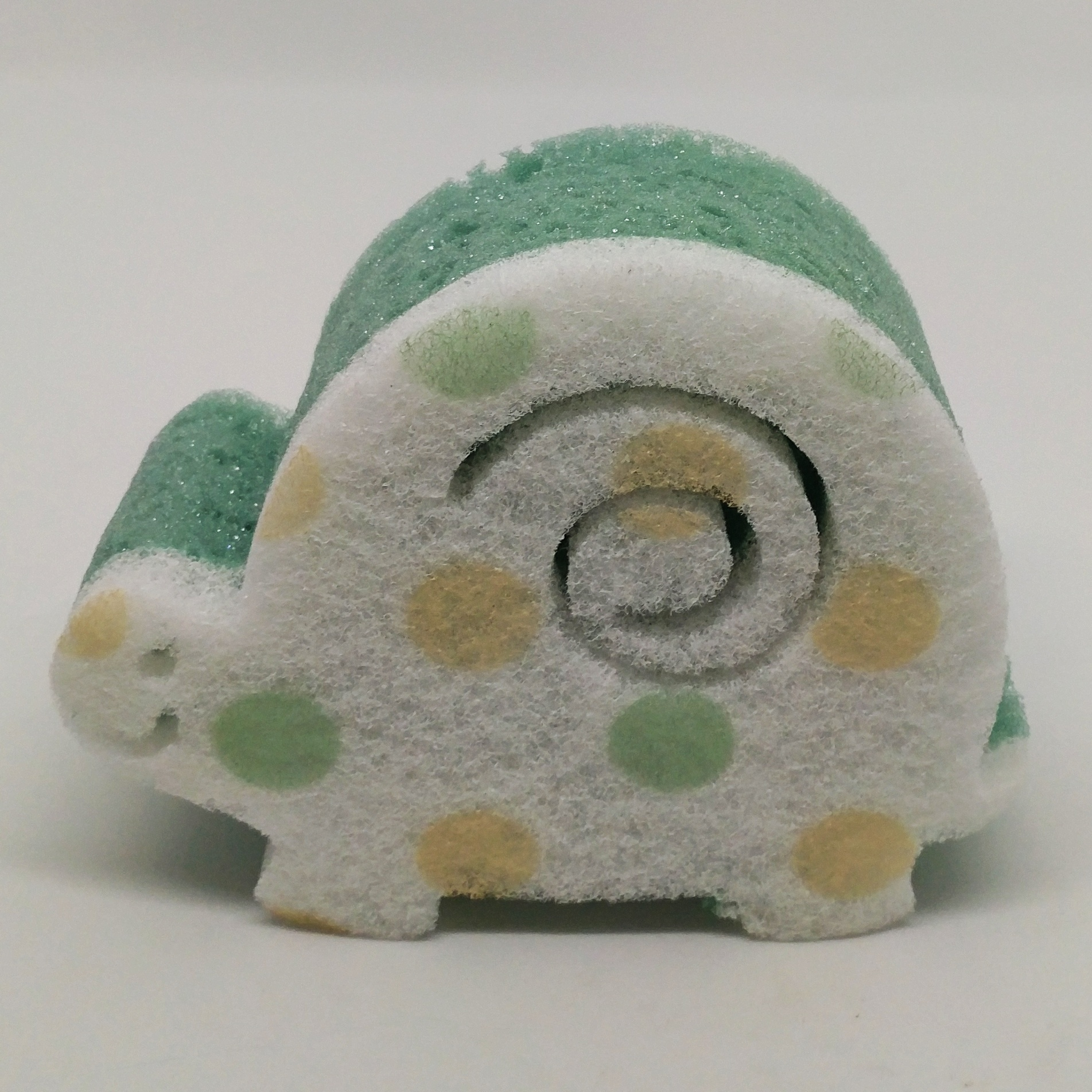 烏龜沐浴泡棉