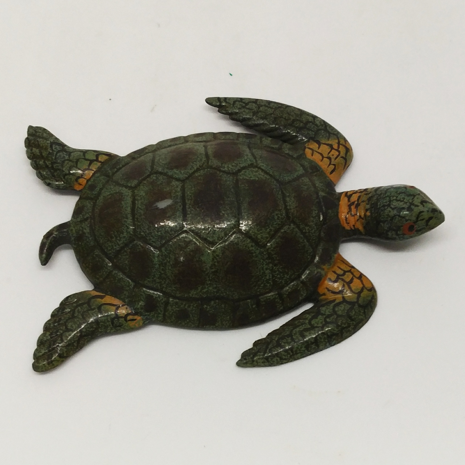 海龜磁鐵 (深色)