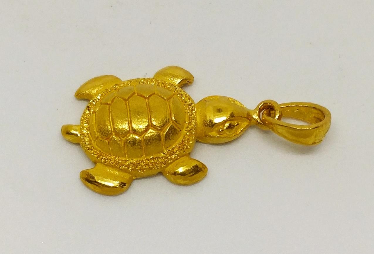 烏龜墬子 (黃金)
