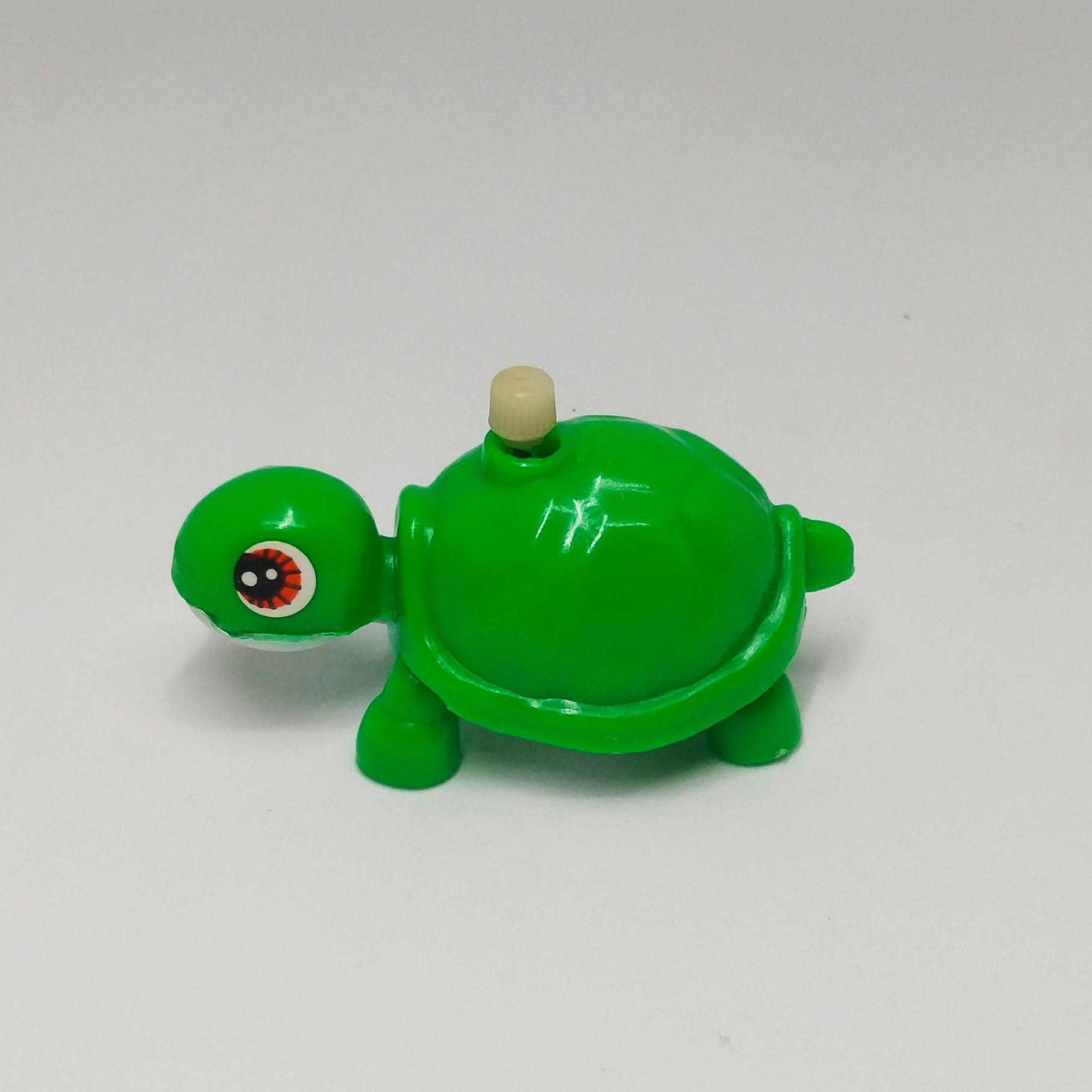 烏龜玩具 (綠+上旋鈕)
