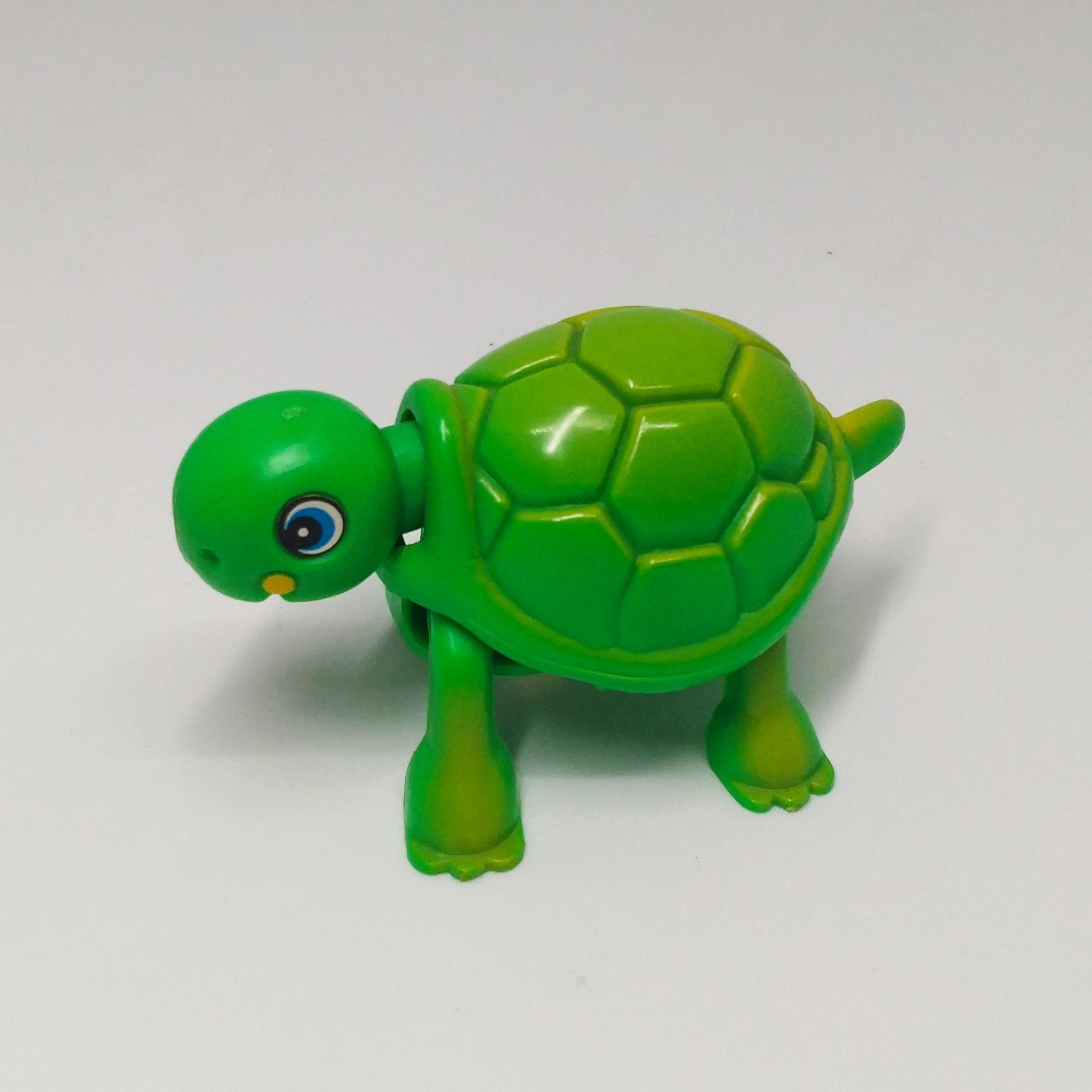 烏龜玩具 (綠+下旋鈕)