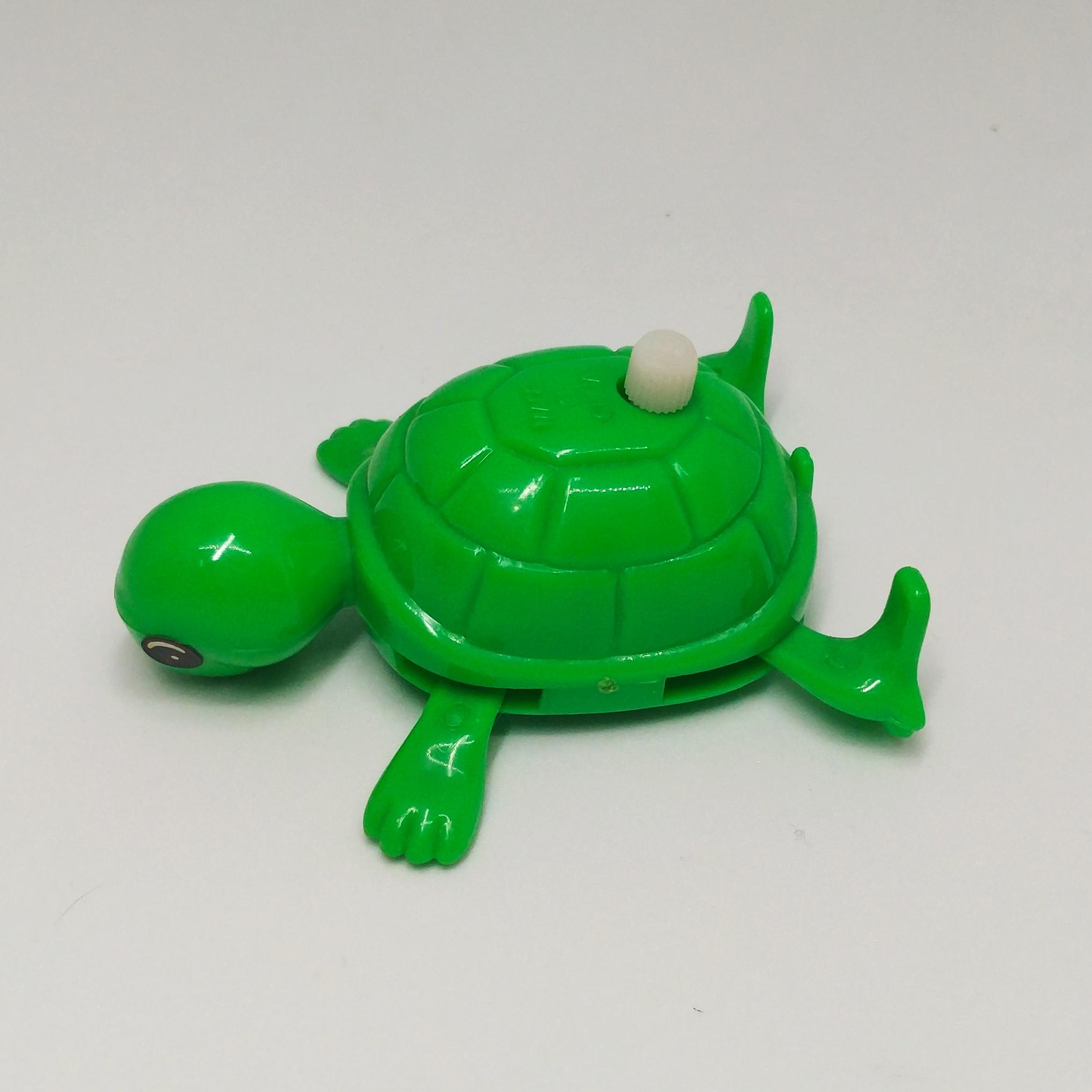 烏龜玩具 (綠+上旋鈕2)