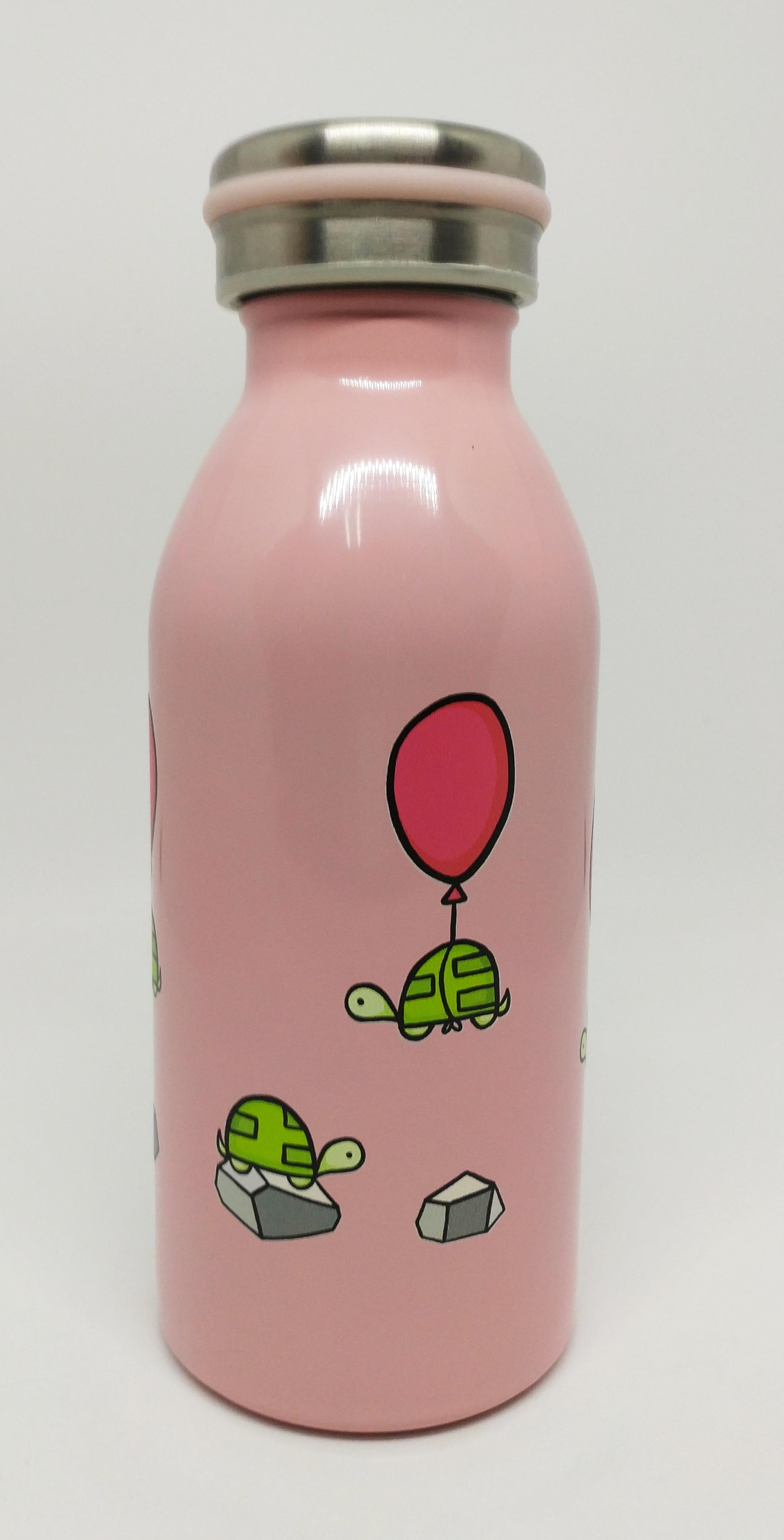 粉紅龜水壺